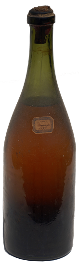 Kabola bottle from 1891